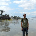 Ich in Guaruja