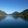 Camping am Weissensee