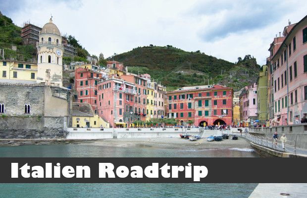 Italien Roadtrip